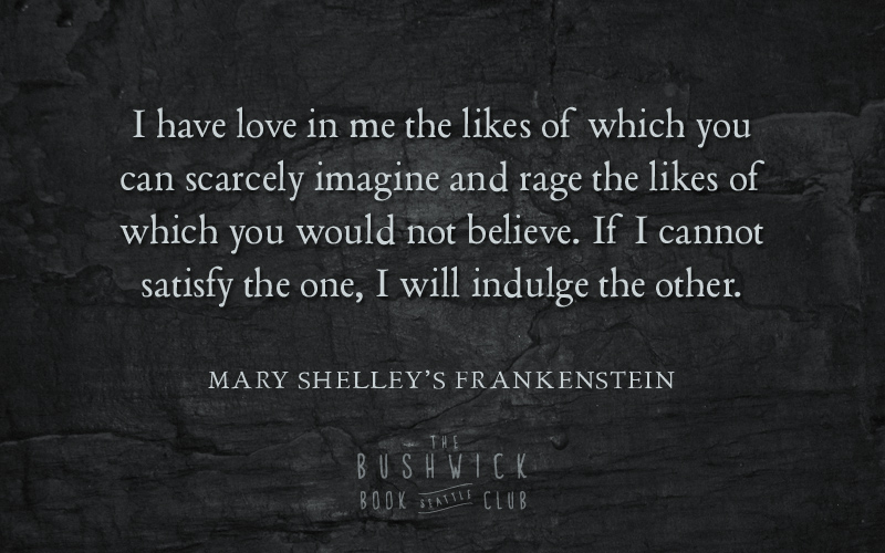 frankenstein quotes mary shelley